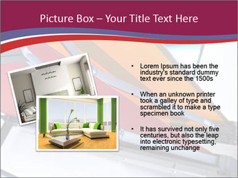 Fabric blinds PowerPoint Templates - Slide 20