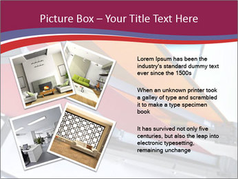 Fabric blinds PowerPoint Templates - Slide 23