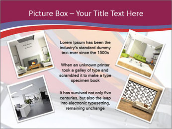 Fabric blinds PowerPoint Templates - Slide 24