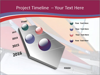 Fabric blinds PowerPoint Templates - Slide 26