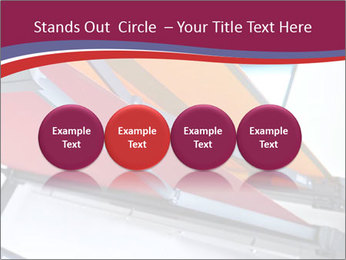 Fabric blinds PowerPoint Templates - Slide 76