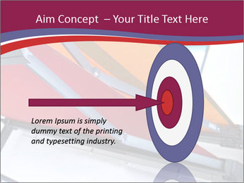 Fabric blinds PowerPoint Templates - Slide 83