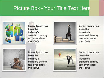 Young businessman PowerPoint Template - Slide 14