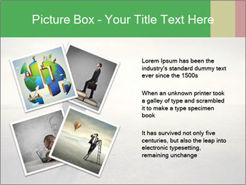 Young businessman PowerPoint Template - Slide 23