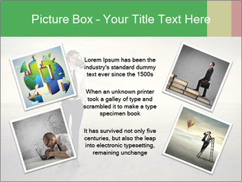 Young businessman PowerPoint Template - Slide 24