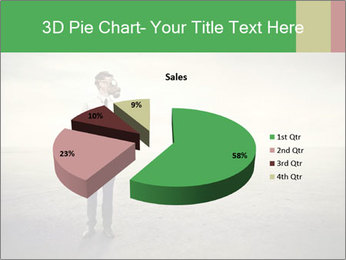 Young businessman PowerPoint Template - Slide 35