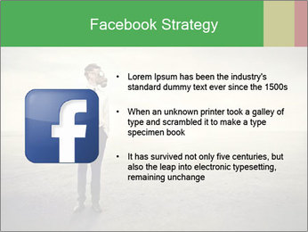 Young businessman PowerPoint Templates - Slide 6