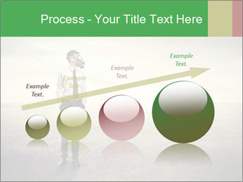 Young businessman PowerPoint Template - Slide 87