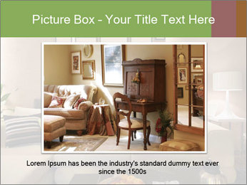 Modern living room PowerPoint Templates - Slide 15