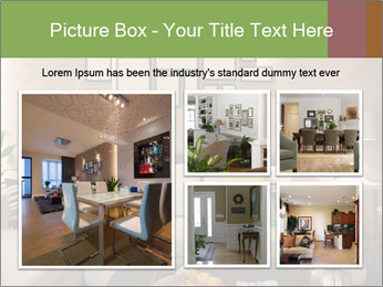 Modern living room PowerPoint Templates - Slide 19