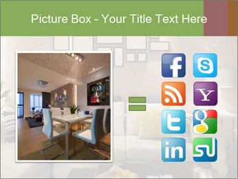 Modern living room PowerPoint Templates - Slide 21