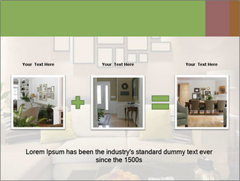 Modern living room PowerPoint Templates - Slide 22