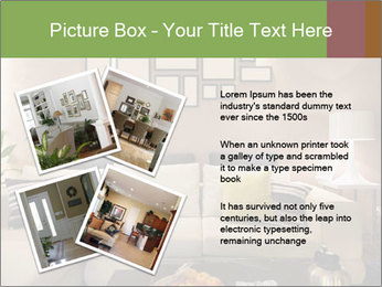 Modern living room PowerPoint Templates - Slide 23