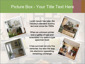 Modern living room PowerPoint Templates - Slide 24