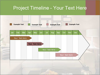 Modern living room PowerPoint Templates - Slide 25