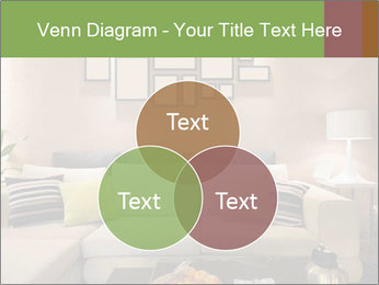 Modern living room PowerPoint Templates - Slide 33