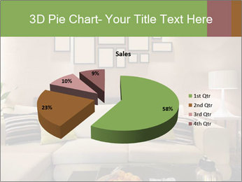 Modern living room PowerPoint Templates - Slide 35