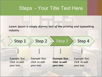 Modern living room PowerPoint Templates - Slide 4