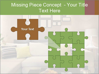 Modern living room PowerPoint Templates - Slide 45