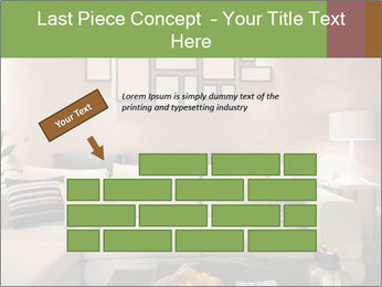 Modern living room PowerPoint Templates - Slide 46
