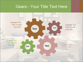 Modern living room PowerPoint Templates - Slide 47