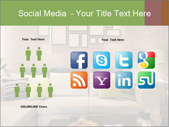 Modern living room PowerPoint Templates - Slide 5