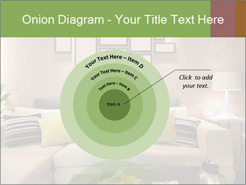 Modern living room PowerPoint Templates - Slide 61
