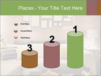Modern living room PowerPoint Templates - Slide 65