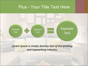 Modern living room PowerPoint Templates - Slide 75