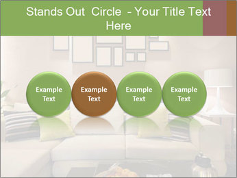 Modern living room PowerPoint Templates - Slide 76