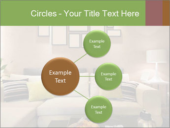 Modern living room PowerPoint Templates - Slide 79
