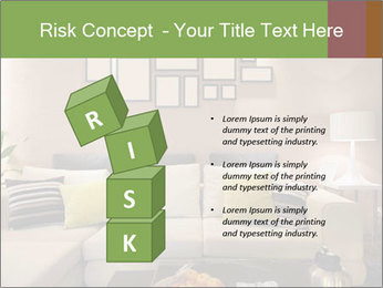 Modern living room PowerPoint Templates - Slide 81