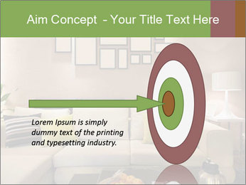 Modern living room PowerPoint Templates - Slide 83