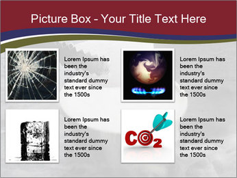 Smoke fog PowerPoint Template - Slide 14