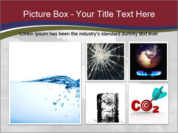 Smoke fog PowerPoint Template - Slide 19
