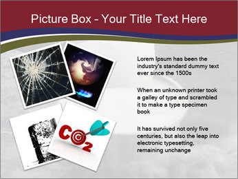 Smoke fog PowerPoint Template - Slide 23