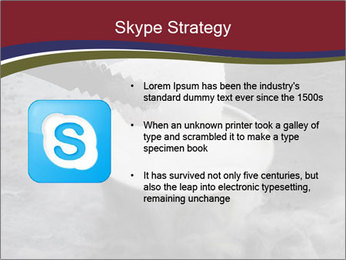 Smoke fog PowerPoint Template - Slide 8