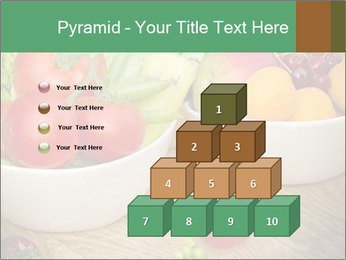 Fresh fruits and vegetables PowerPoint Templates - Slide 31