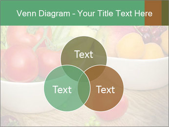 Fresh fruits and vegetables PowerPoint Templates - Slide 33