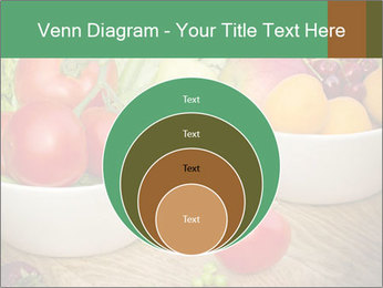 Fresh fruits and vegetables PowerPoint Templates - Slide 34
