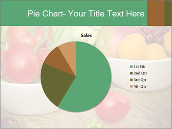 Fresh fruits and vegetables PowerPoint Templates - Slide 36