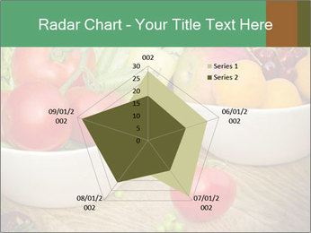 Fresh fruits and vegetables PowerPoint Templates - Slide 51