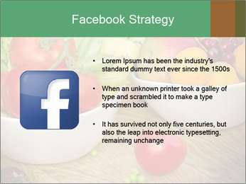 Fresh fruits and vegetables PowerPoint Templates - Slide 6