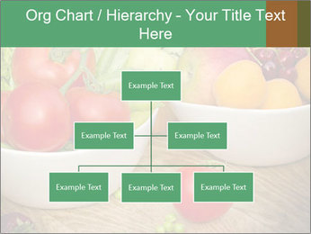 Fresh fruits and vegetables PowerPoint Templates - Slide 66