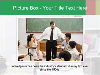 Overwhelmed student PowerPoint Templates - Slide 16