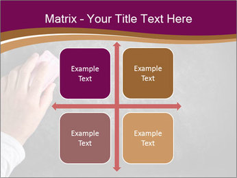 Hand with eraser PowerPoint Template - Slide 37