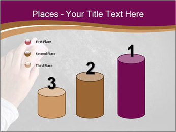 Hand with eraser PowerPoint Template - Slide 65