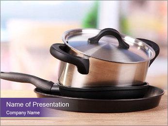 Kitchen tools PowerPoint Templates - Slide 1