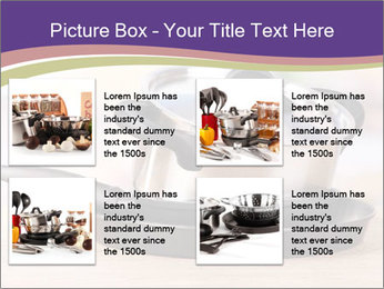 Kitchen tools PowerPoint Template - Slide 14