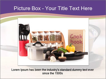 Kitchen tools PowerPoint Template - Slide 15